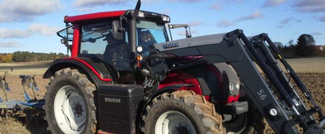 Inbjudan till kompentensutvckling för biogas i lantbruket