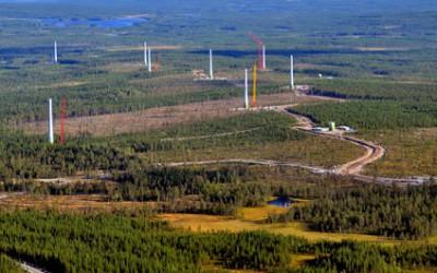Stöd till havsbaserad vindkraft har utretts